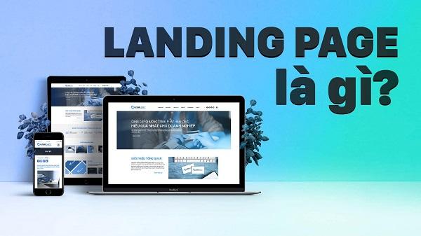 Dịch vụ thiết kế LandingPage là gì
