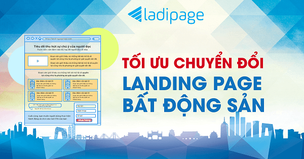 Landing page mang tính chuyển đổi cao